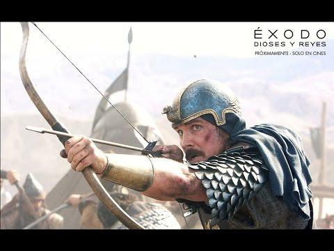 EXODUS: DIOSES Y REYES | Las Localizaciones | 5 de Diciembre en cines en cines