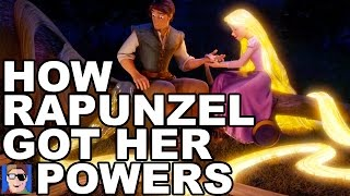 Tangled Theory: How Rapunzel Got Her Powers