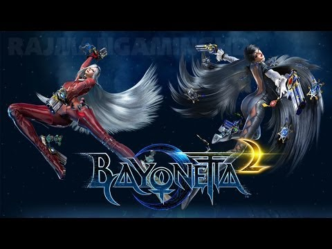 Bayonetta 2 - Co-op Trailer TRUE-HD QUALITY