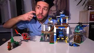 Unboxing LEGO City - LEGO CITY (SE)