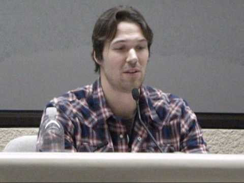 Daniel Cudmore at Dallas Comic Con Video 1 of 5 Video