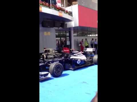 Spanish Grandprix Nico  Rosberg