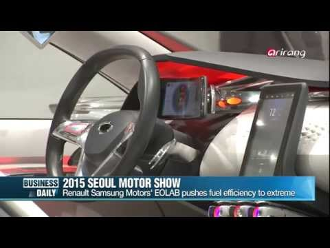 Business Daily-2015 SEOUL Motorshow   2015 서울 모터쇼