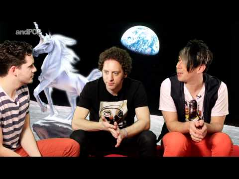 Marianas Trench Interview: the band hunger games and zombie apocalypse