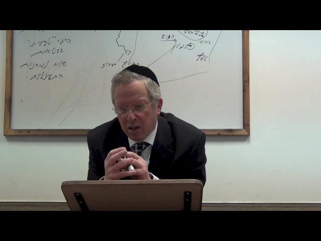 הרב מרדכי נויגרשל (HD) חרבן יהדות אירופה - גטו ורשה