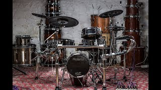 Roland TD50KV Kit - Drummer's Review