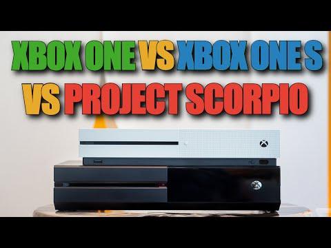 Xbox One S e Project Scorpio: Os 2 novos consoles da Microsoft - DIFERENÇAS