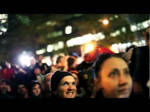 Occupy Wall St - The Revolution Is Love video