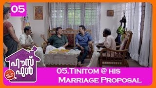 House Full - Housefull Movie Clip 5 | Tinitom @ His Marriage Proposal