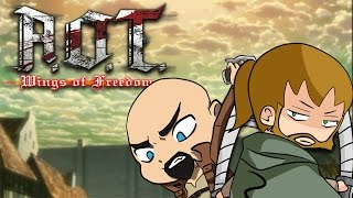 Attack on Titan: Wings of Freedom - Multiplayer #01
