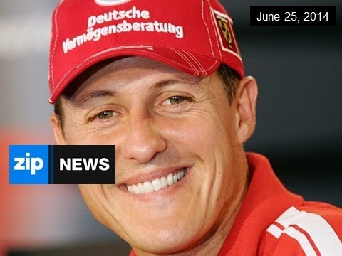 Schumacher's Medical Documents Stolen - June 25, 2014