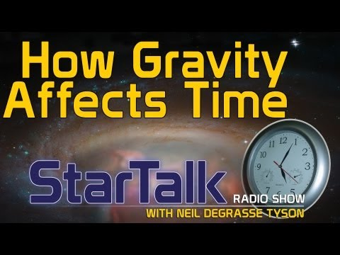 Neil deGrasse Tyson Explains How Gravity Affects Time
