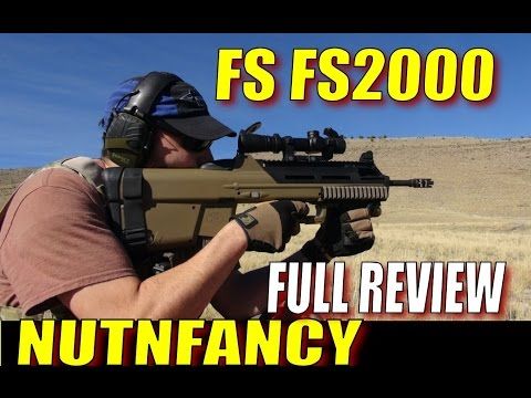 FN FS2000: Underwhelmed [FULL REVIEW]