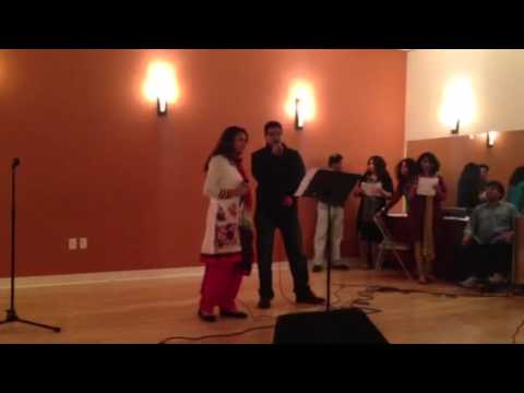 Keh doon tumhen (Rohit SainiJenifer Maitra) ICC Karaoke Club