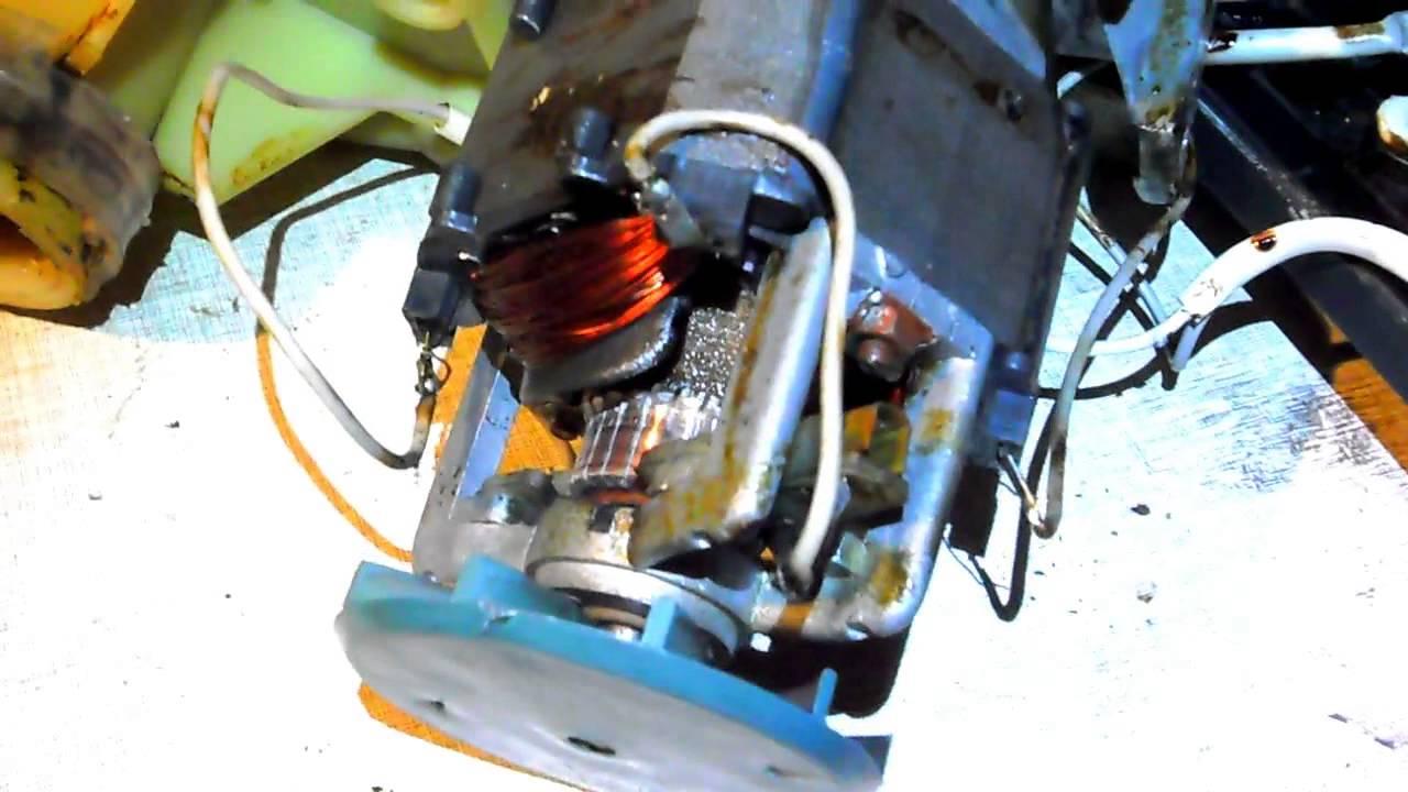 Ремонт электромясорубки помощница своими руками 28