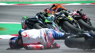 #CatalanGP 2019: All of the Best Action