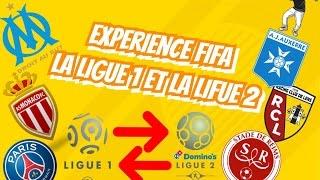 EXPÉRIENCE FIFA 17 : QUE SE PASSERAI-T-IL SI LA LIGUE 1 ET LA LIGUE 2 CHANGERAIENT DE CHAMPIONNAT ?
