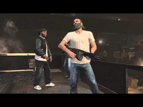 GTA V Walkthrough Part 69- Do I Kill Trevor or Michael?!?!?