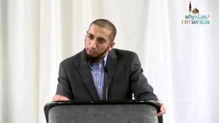 Shaytan's Honey Trap- Very Funny – Nouman Ali Khan