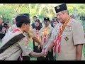 Presiden SBY Melantik Pengurus Kwarnas Pramuka MP3
