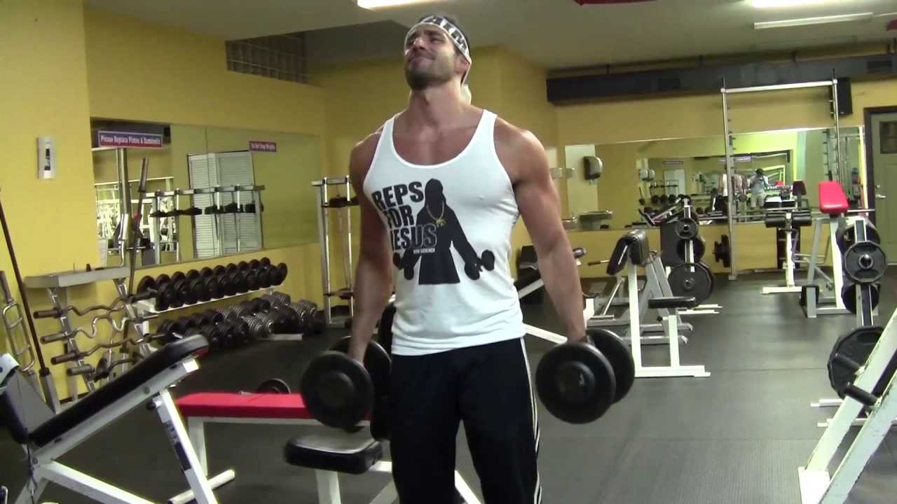 How To Skip Leg Day - YouTube