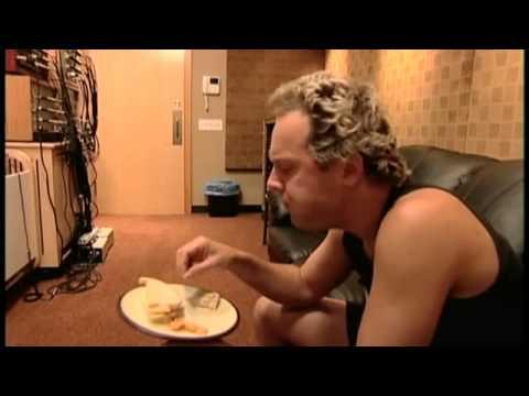 MetallicA - Lars Stews In His Anger