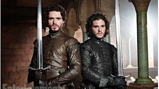 THE KING IN THE NORTH - Robb Stark/Jon Snow