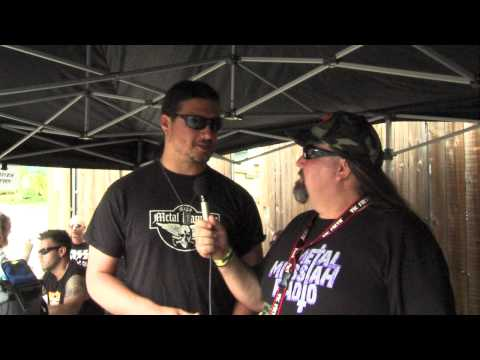 TRIVIUM on BRUTAL BROADCAST HD