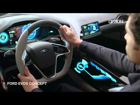 Ford Evos Concept [HD] (Option Auto News)