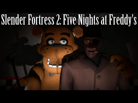 Slender Fortress 2: Five Nights at Freddy's