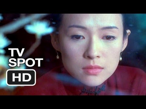 The Grandmaster Movie TV SPOT – Traditions (2013) – Ziyi Zhang Movie HD