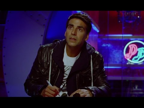 Akshay Turns To Be The Male Escort