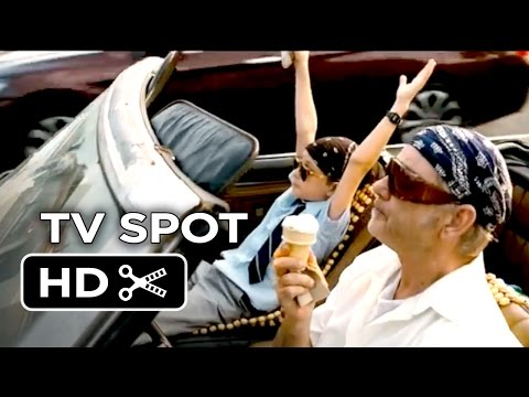 St. Vincent Movie TV SPOT - Rival Event (2014) - Melissa McCarthy, Bill Murray Comedy HD