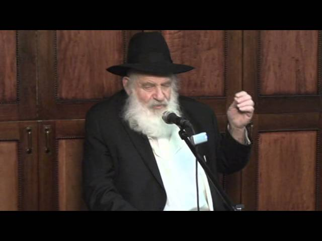 R' Uri Zohar speaking about his Life plus Questions & Answers session - ENGLISH lecture!
