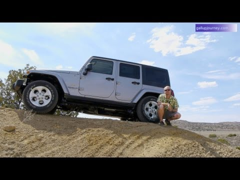 2013 Jeep Wrangler Unlimited Sahara: The world's worst daily driver?