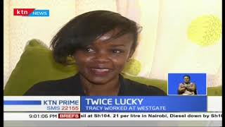 Twice Lucky: Tracy Wanjiru the woman who cheated death, not once but twice