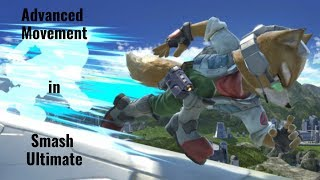 Advanced Movement and Your Character - Smash Bros. Ultimate