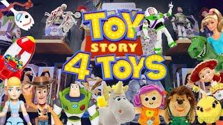 Toy Story 4 Toys   Disney Store TOY HUNT!