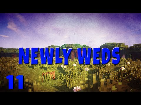 Minecraft Newly Weds Season 2 | NEW NEIGHBOURS? | Ep 11