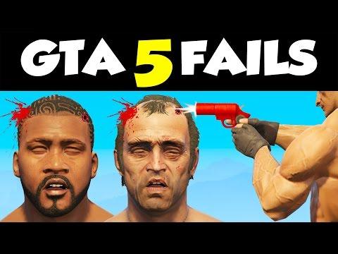 GTA 5 FAILS & WINS #1 // (GTA 5 FUNNY MOMENTS, KARMA, BAD DAY COMPILATION)