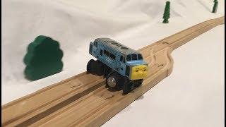 Diesel Train Stunts