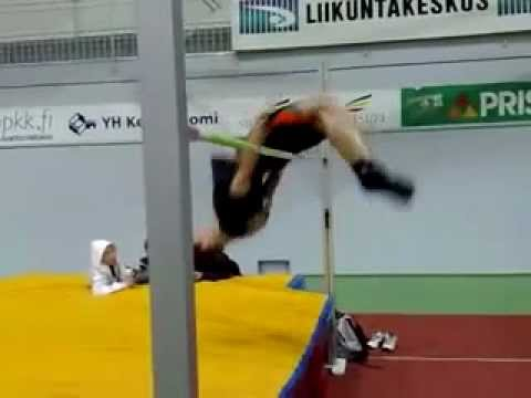 funny video Here is such a high jump))