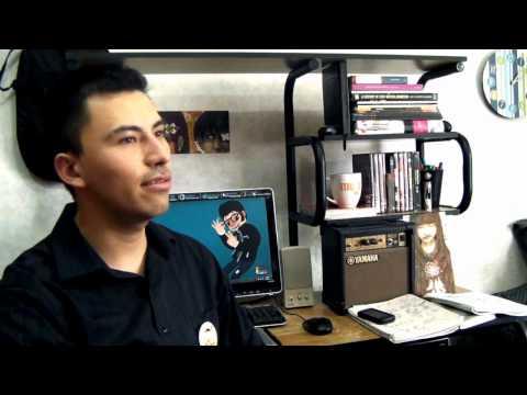 Entrevista a: Jorge Márquez (Diseñador Gráfico)