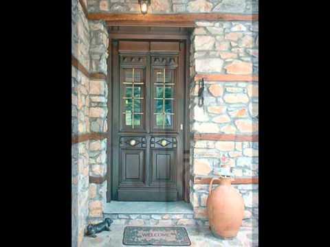 Ξύλινες Πόρτες - Εσωτερικές &Εξωτερικές | InterSCALA
