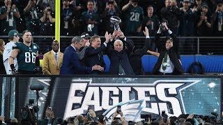 Will Smith, Carrie Underwood, Diplo and More Celebrate Eagles Super Bowl Win