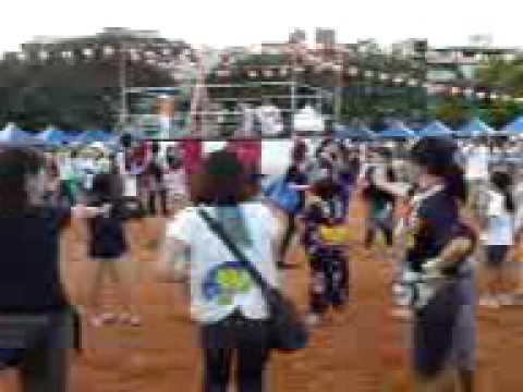 20090926 台北日僑學校 夏之祭3 良宮春日ED
