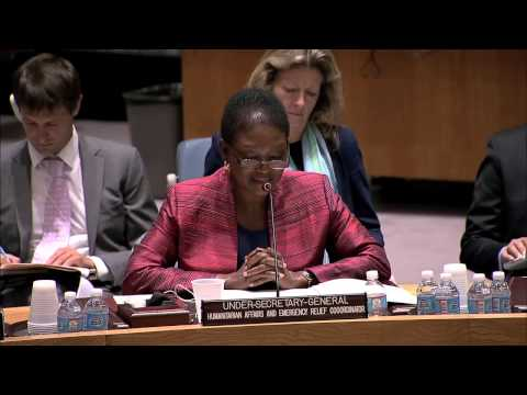 WorldLeadersTV: CENTRAL AFRICAN REPUBLIC RISKS ANARCHY & CHAOS U.N. SECURITY COUNCIL TOLD