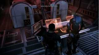Mass Effect 3 - Garrus talks to his father