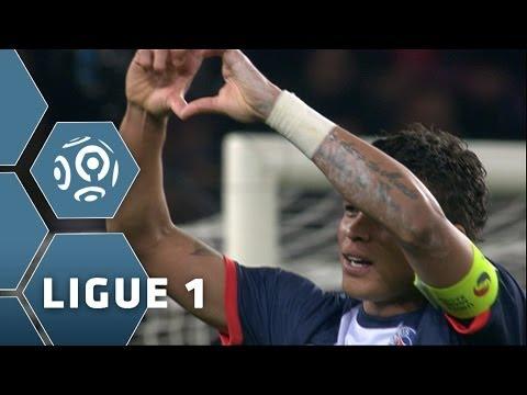 Goal Thiago SILVA (60') - Paris Saint-Germain - Olympique Lyonnais (4-0) - 01/12/13 (PSG - OL)