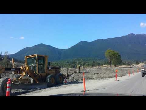 HWY 530 reopened through Oso Landslide.